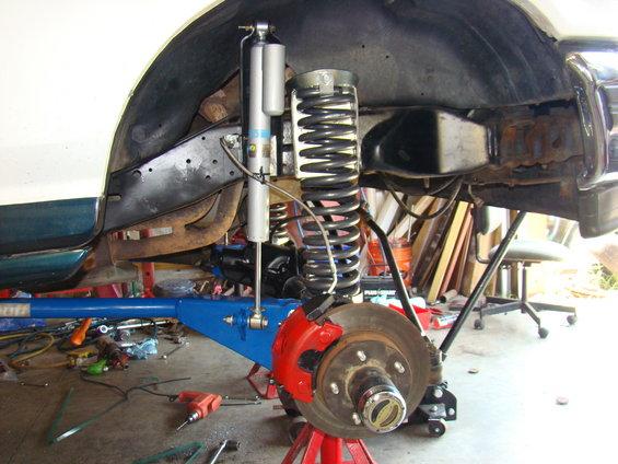 My Solid Axle Swap build Dsc05048
