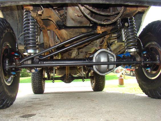 My Solid Axle Swap build Dsc05052