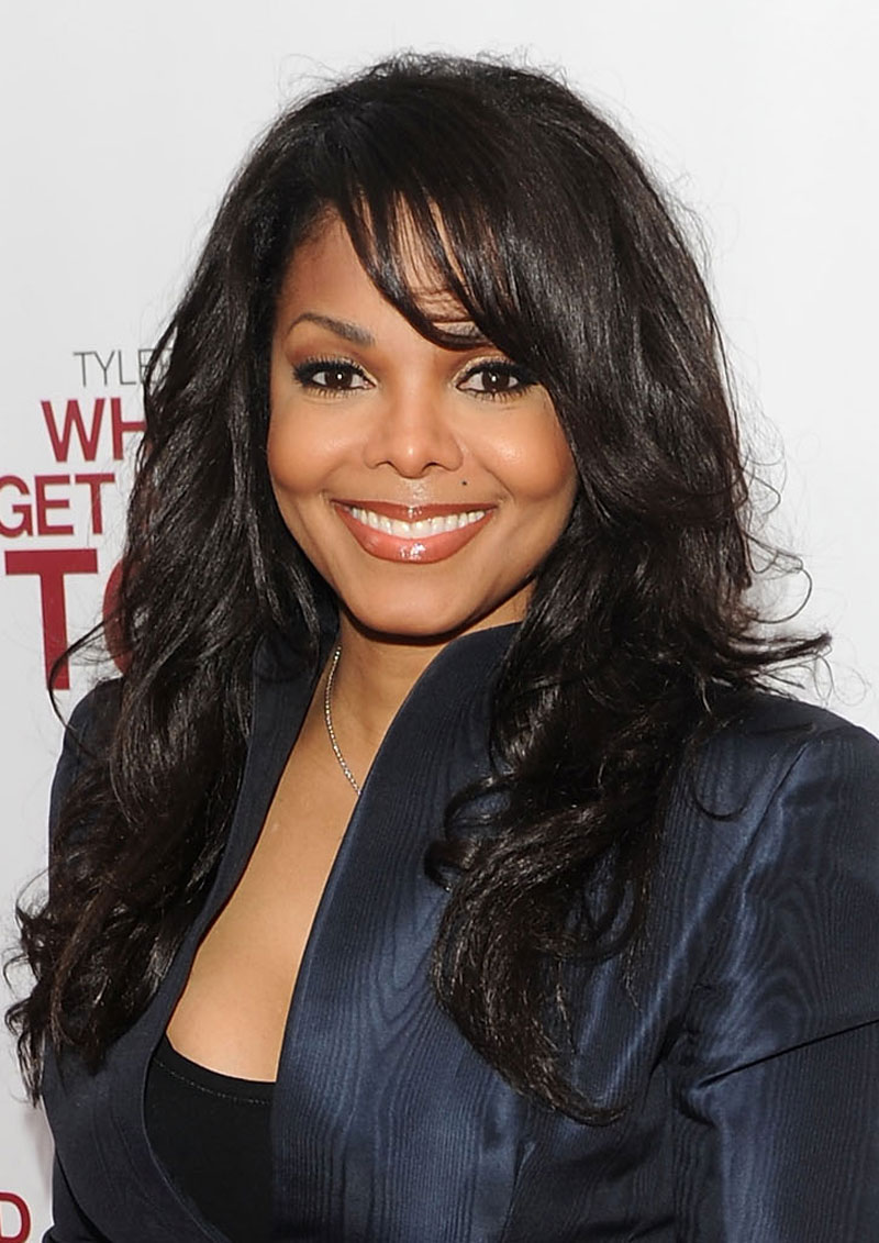 ¿Cuánto mide Janet Jackson? - Real height Janet