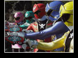 Power Rangers Σεζόν Data-gokaiger