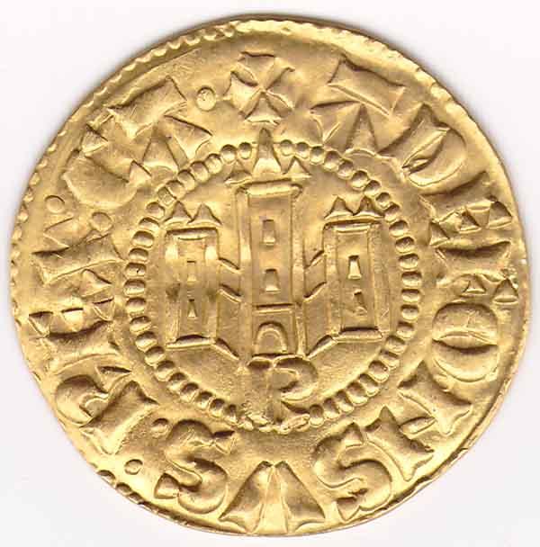 Moneda de fantasía:  ADEFONSVS REX Adefonsvs2nf