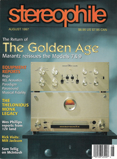 The Golden Age Marantz_stereophile