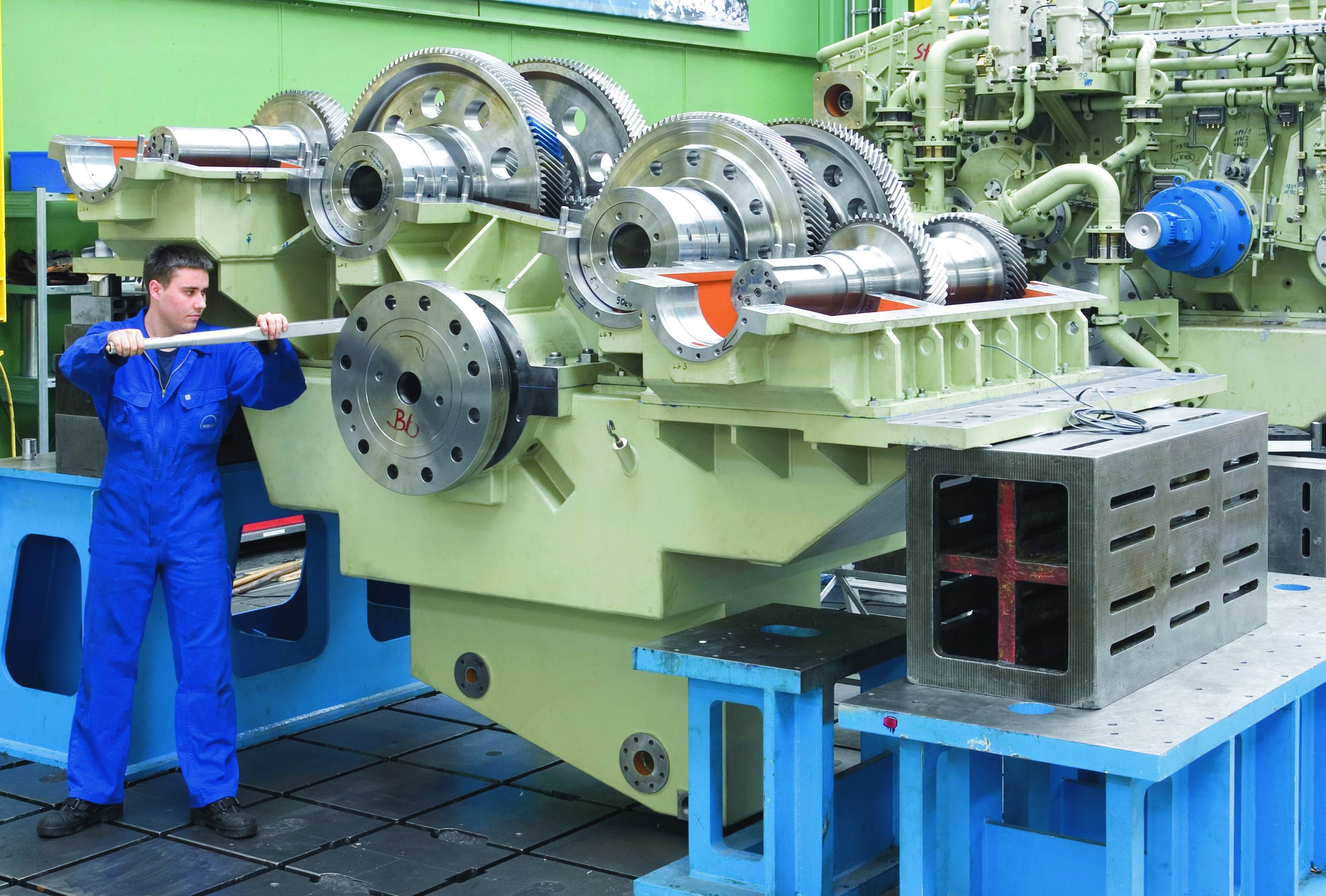 Domestic production of marine engines for Russian Navy - Page 4 Bsl