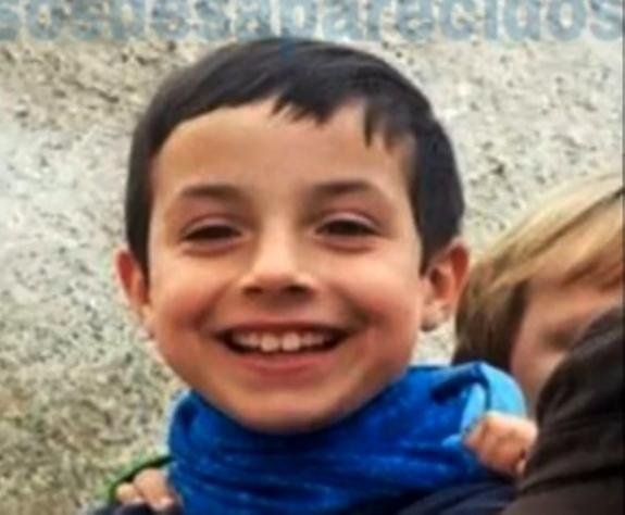 Another one to watch closely: Fears are growing for 8-year-old boy who disappeared on 100-metre walk from his grandmother's house  122185374--575x474