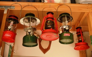 Propane or gas: How to choose a lantern and/or stove fuel Lantern-collection-c1-300x187