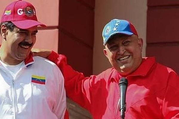 Venezuela: coup de projecteur sur les zones d´ombre médiatiques Ven-Chavez-Maduro