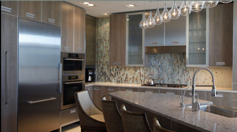 Glass Tile Backsplash for kitchen  2012  Photoskitchen2-glass-tile-mosaic-backsplash-2