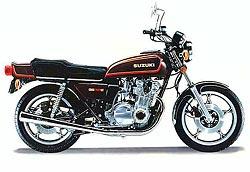 SUZUKI GS 750, 1977 1979_GS750E_brown_250