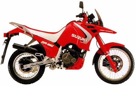 Modif' 750DR 1988_DR750-Big_red_450