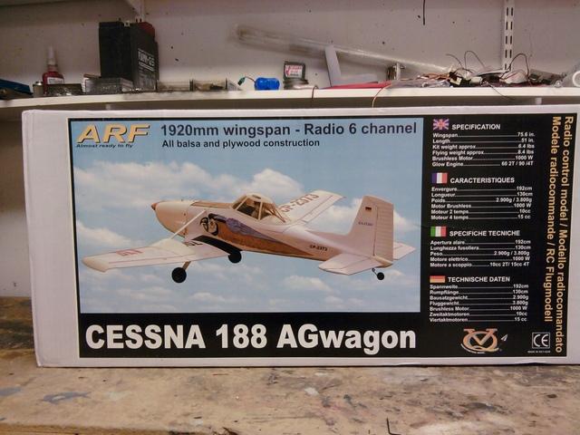 En ny AgWagon! Ag1