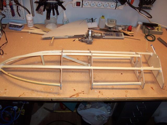 Jag bygger en båt, (förlåt...) Sonic Fear 100_2485