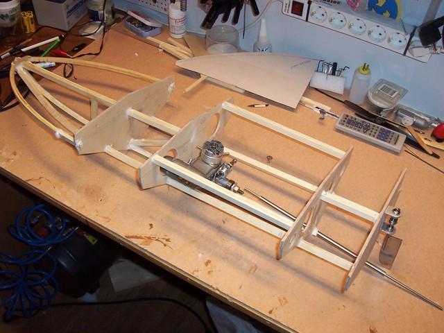 Jag bygger en båt, (förlåt...) Sonic Fear 100_2486