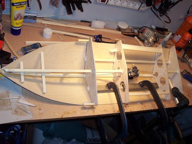 Jag bygger en båt, (förlåt...) Sonic Fear 100_2490
