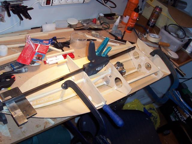 Jag bygger en båt, (förlåt...) Sonic Fear 100_2491