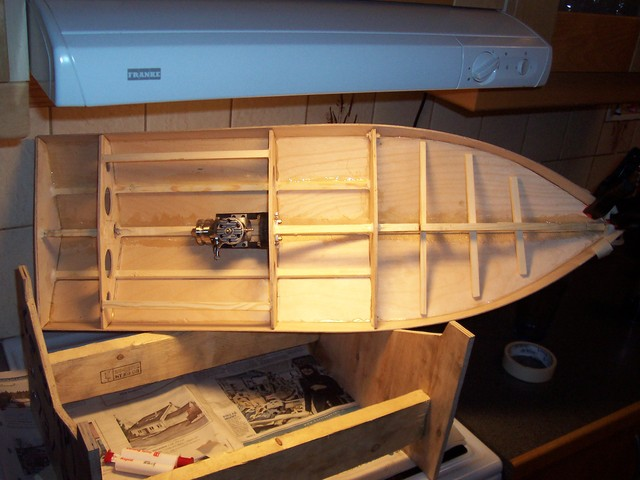Jag bygger en båt, (förlåt...) Sonic Fear 100_2492