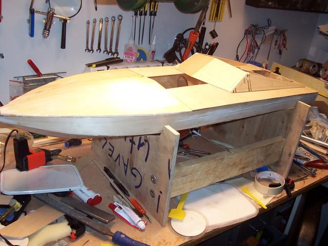Jag bygger en båt, (förlåt...) Sonic Fear 100_2496