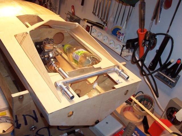 Jag bygger en båt, (förlåt...) Sonic Fear 100_2497