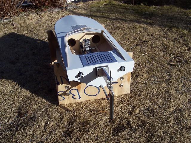 Jag bygger en båt, (förlåt...) Sonic Fear 100_2504