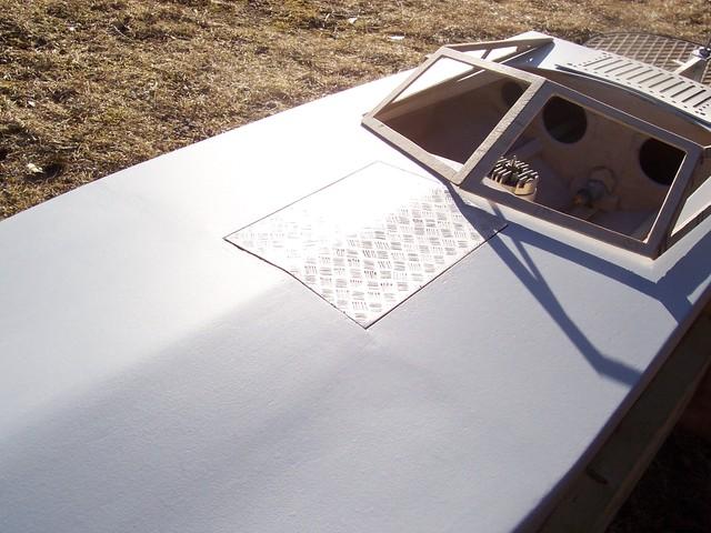 Jag bygger en båt, (förlåt...) Sonic Fear 100_2505
