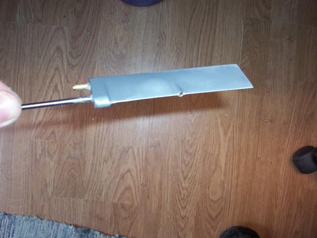 Jag bygger en båt, (förlåt...) Sonic Fear 100_2510