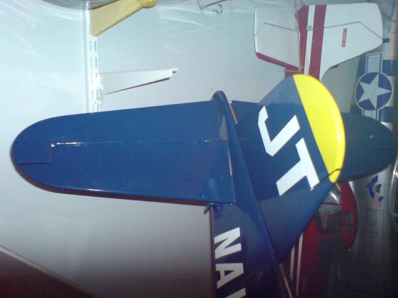 Corsair Hangar 9 - -Bygget - Sida 2 F4U-26