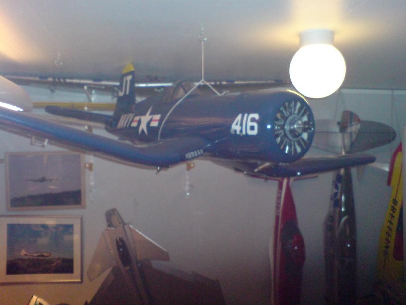 Corsair Hangar 9 - -Bygget - Sida 2 F4U-33