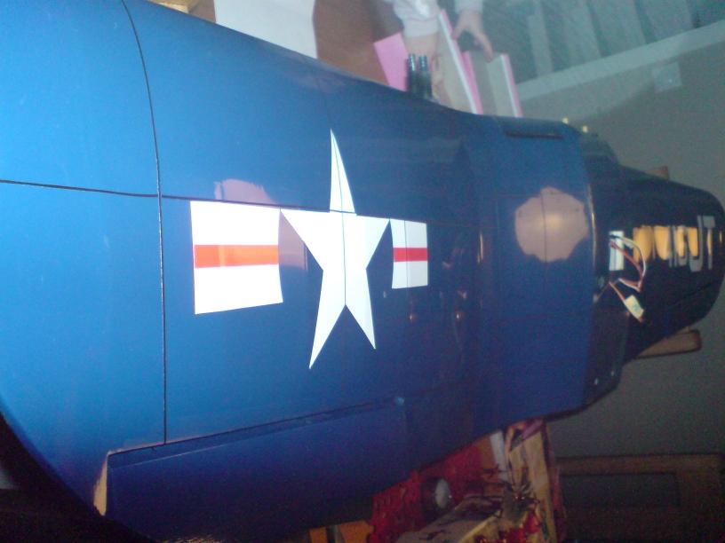 Corsair Hangar 9 - -Bygget - Sida 2 F4U-36