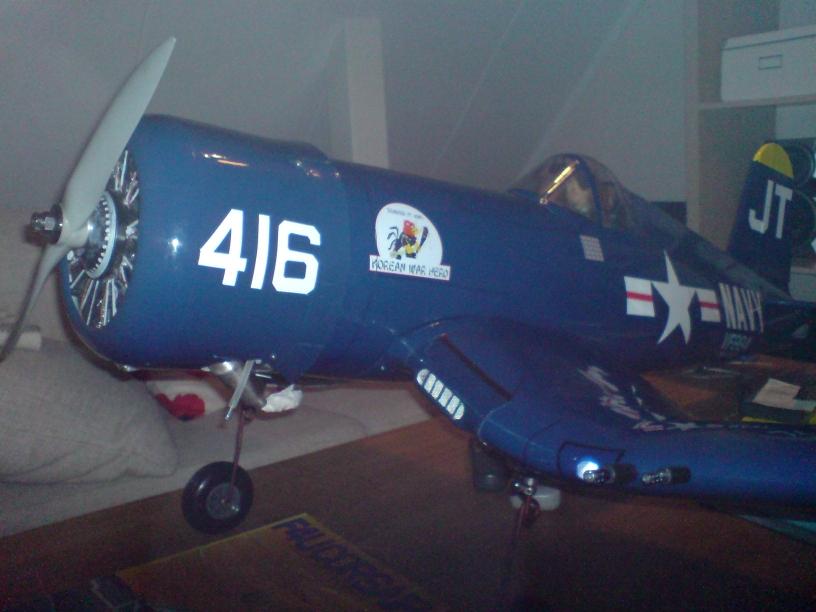 Corsair Hangar 9 - -Bygget - Sida 2 F4U-38