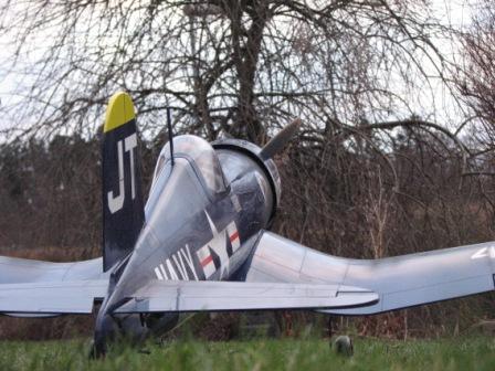 F4U Corsair, Hangar 9 F4U-42