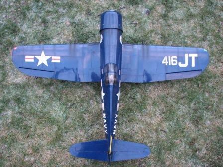 Corsair Hangar 9 - -Bygget - Sida 2 F4U-43