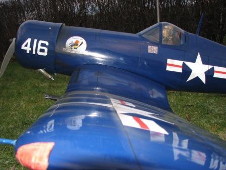 Corsair Hangar 9 - -Bygget - Sida 2 F4U-45