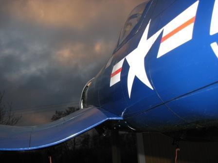 Corsair Hangar 9 - -Bygget - Sida 2 F4U-46