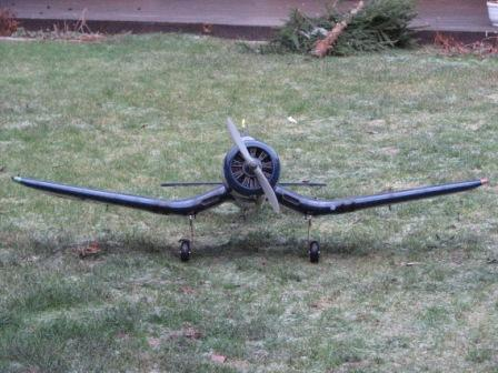 Corsair Hangar 9 - -Bygget - Sida 2 F4U-48