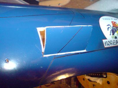 Corsair Hangar 9 - -Bygget - Sida 2 F4U-64