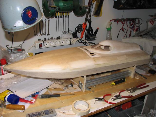 Man kanske skulle bygga en båt??? (Thunder Wave) - Sida 2 IMG_6469