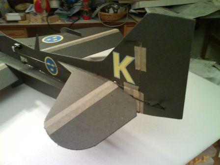 J29 Tunnan, Gul Kalle DSC00993