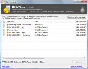root - Aplikace Undelete for Root Users 5-300x235