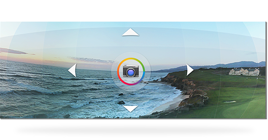 Google edition Camera Panorama