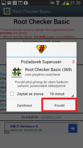 samsung - Jak na root Samsung Galaxy S3 i9300 s Androidem 4.1.2 Root_sgs3_m-06-168x300