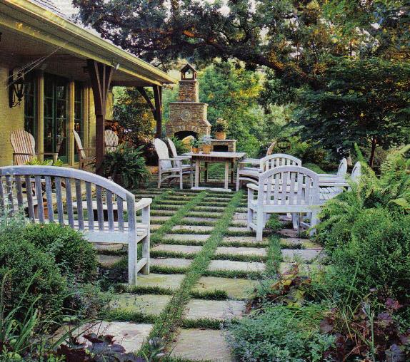 Najlepse baste dvorista i parkovi - Page 2 The_back_patio
