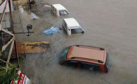 Tajfun hara Japanom, nosi živote 274558