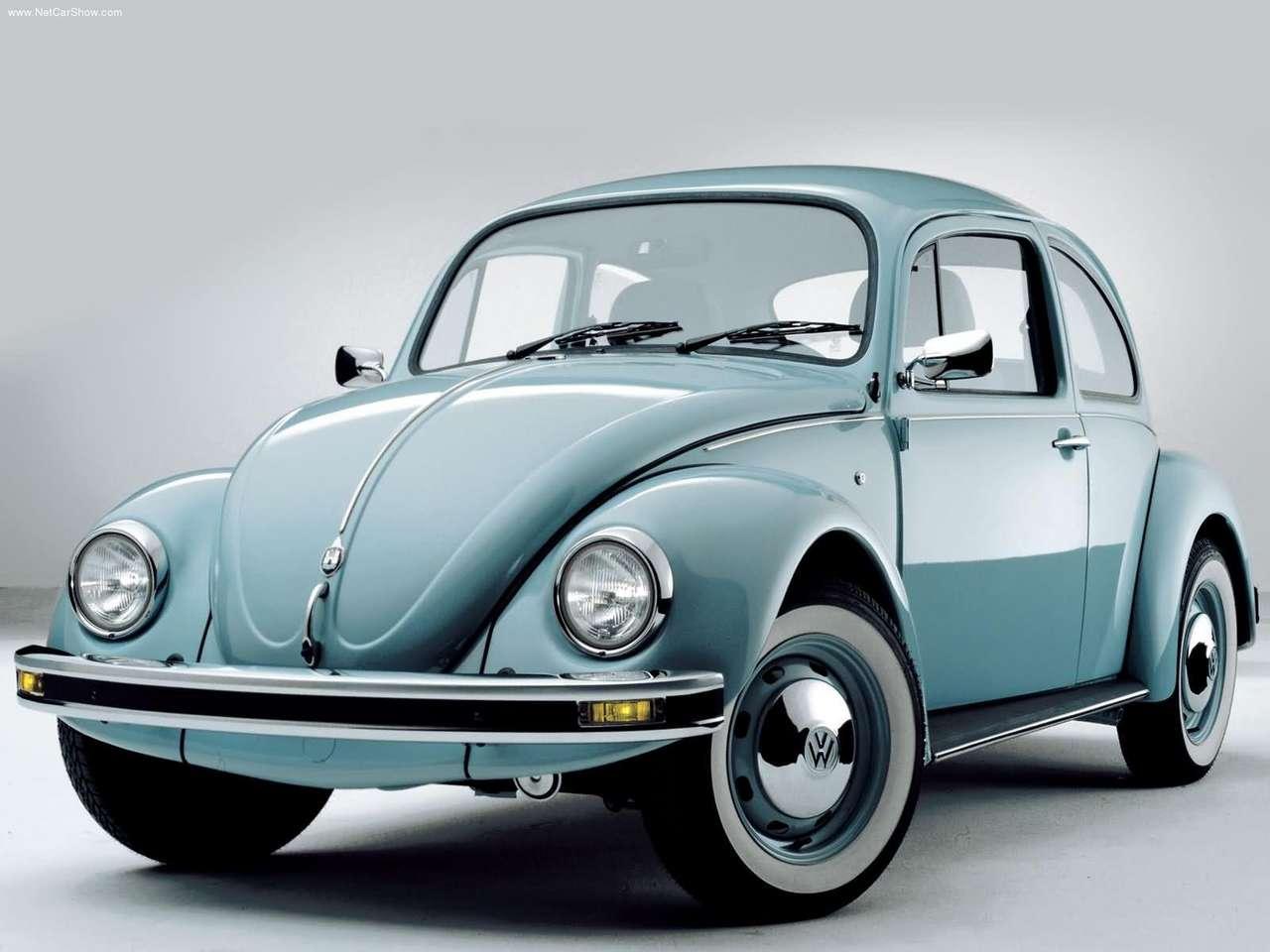 Ý nghĩa đằng sau tên những chiếc xe và hãng xe VW-Beetle