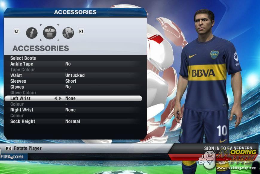 FIFA13 Actualización Invierno by EA Sports Big11