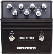 hartke bass atach VXL vs sansamp VT bass BassAttack