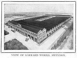 El Proyecto Garrard 2015: de lo simple a lo ESPECTACULAR - Página 4 Garrard_factory_swindon