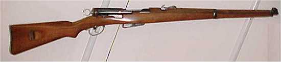 """Identifier un """"Swiss Schmidt Rubin"""" 1905-2"""