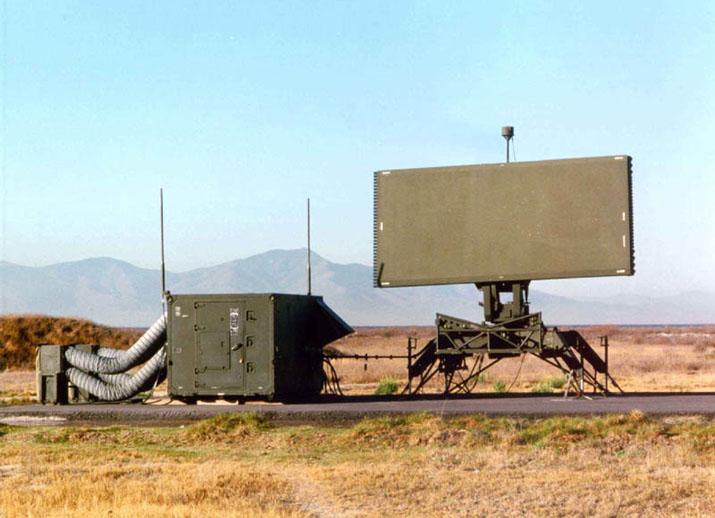 الرادارات العسكرية المغربية Tps70