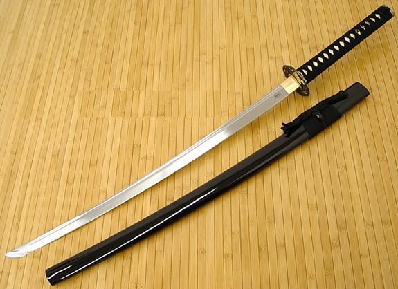 Katana meč samurajů Japanese-swords-samurai-swords-musashi-maou-kaze-katana