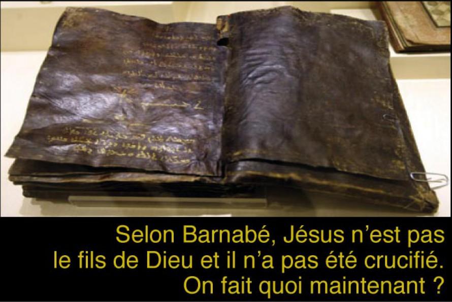 Judas doublure de Jésus ? 041114-Barnabe-890x595