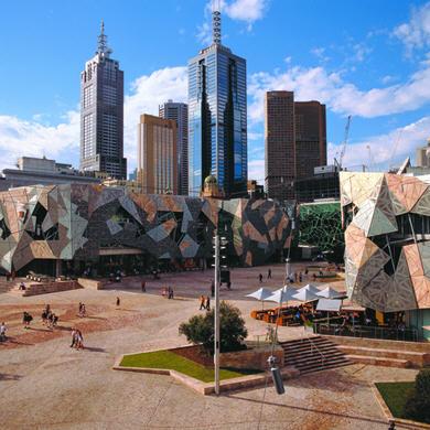 Hop hop hop, c'est les vacances ! Melbourne